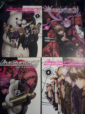 Danganronpa manga books for Sale in Fontana, CA