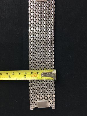 Clear stone bracelet for Sale in Philadelphia, PA