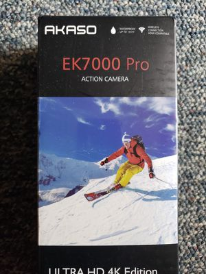 Akaso ( EK7000 Pro ) Action Camera for Sale in Columbus, OH