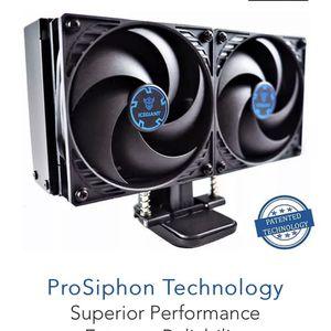IceGiant Pro siphon elite Unopen New In Box Threadripper Cpu Cooler for Sale in Katy, TX