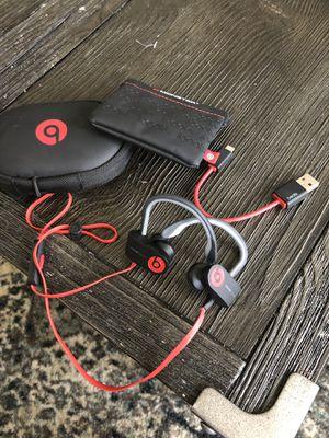 Wireless Powerbeats headphones for Sale in Norfolk, VA
