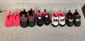 Baby Girl 4c Nike Shoes for Sale in Santa Maria, CA