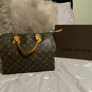 Louis Vuitton Speedy 30 for Sale in East Providence, RI
