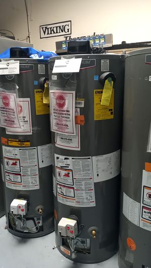 New Rheem Performance Platinum Water Heater 40 and 50 gal for Sale in Artesia, CA