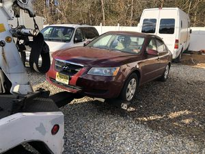 Hyundai Sonata for Part or for repair for Sale in Stafford Township, NJ