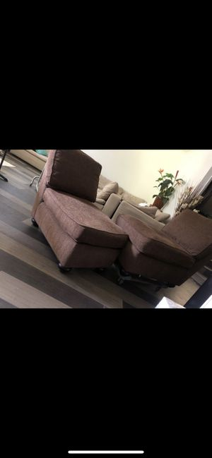 Brown sectional couches for Sale in Aptos, CA