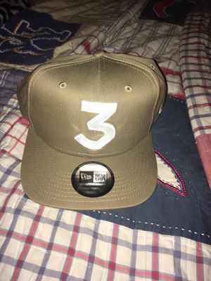 Chance the rapper new era hat for Sale in San Jose, CA