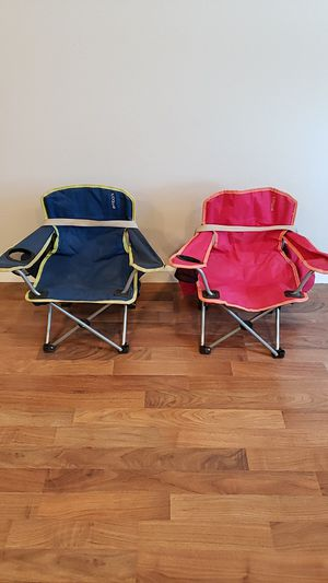 Kids camping chair for Sale in San Jose, CA