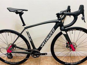 2017 Specialized CruX Expert, 49cm, Carbon Fiber Road Bike, Sram Force 1, DT Swiss wheels, 1x11-speed, Hydraulic Disc Brakes, for Sale in Manhattan Beach, CA