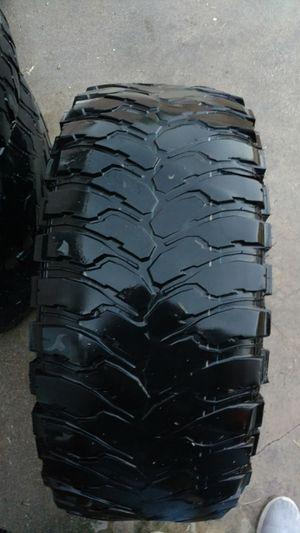 4 Mud Tires 33x12.50xr17 LT for Sale in Ontario, CA