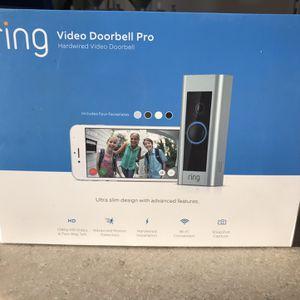 Ring Video Doorbell for Sale in Medford, NJ