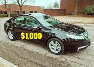 $1OOO Selling my 2009 Acura TL for Sale in Los Angeles, CA
