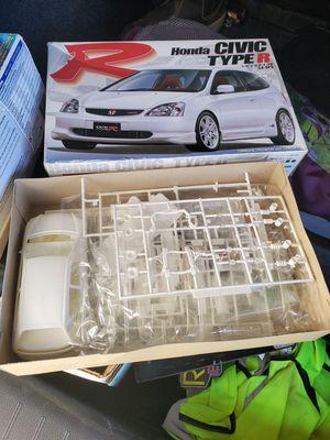 Fujimi Honda Type R Civic for Sale in Fresno, CA