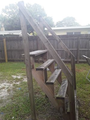 Solid stairs for pool entrance or other for Sale in Clearwater, FL