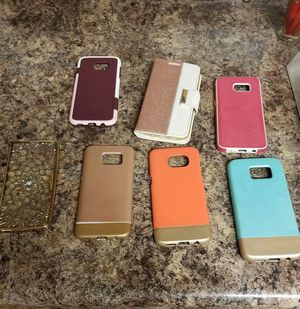 Samsung Galaxy S7 Edge Cases for Sale in New Straitsville, OH