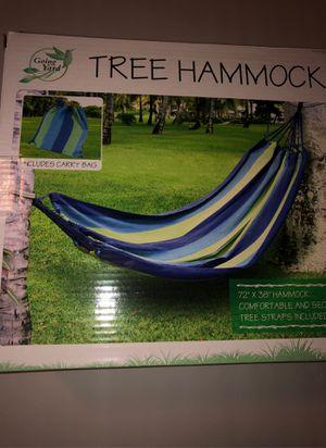 Goin yard tree hammock for Sale in Dallas, TX