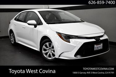 2021 Toyota Corolla for Sale in West Covina,  CA