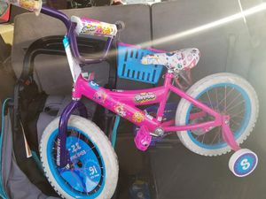 "16"" Shopkins Bike for Sale in Denver, CO"