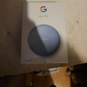 google nest mini for Sale in Los Angeles, CA