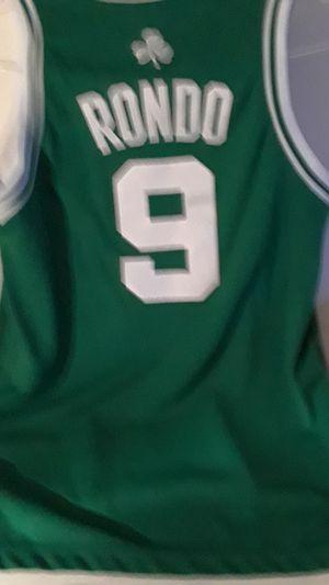 Rajon Rondo #9 Boston Celtics Jersey for Sale in Houston, TX