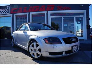 2002 Audi Tt for Sale in Concord, CA