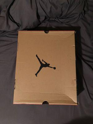 "signed Jordan 12 ""Dark Grey"" for Sale in San Antonio, TX"