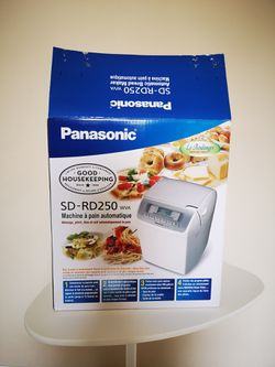Panasonic SD-RD250 Automatic Bread Maker for Sale in Kissimmee,  FL