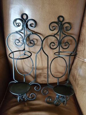 Pier Candle Holder Accent Sets...Swipe for Sale in Orlando, FL
