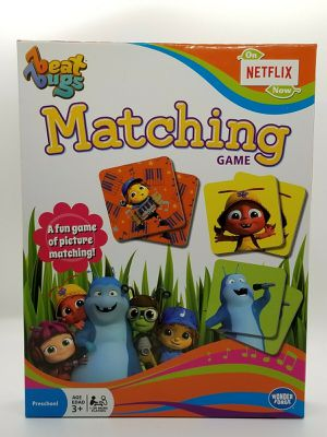 NEW Beat Bugs Matching Game Unopened for Sale in Anaheim, CA