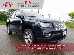 2017 Jeep Compass for Sale in Streetsboro, OH