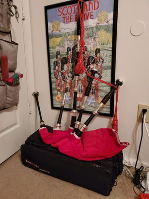 David Naill DN6 Bagpipes for Sale in Melbourne, FL
