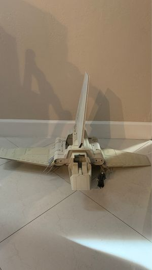 1980 The Emperors ship with The Emperor figure 1980 figure Star Wars for Sale in Gilbert, AZ