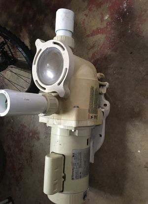Install Pentair Pool Pump Now for Sale in San Antonio, TX