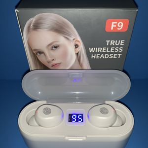 White F9 Wireless EarBuds for Sale in Sylmar, CA