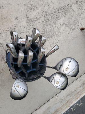 Set of Wilson Gear Effect 1200-TN Golf Clubs for Sale in Boca Raton, FL