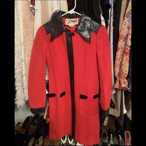 Mod Wenjilli Red 100% Wool Dress for Sale in Phoenix, AZ