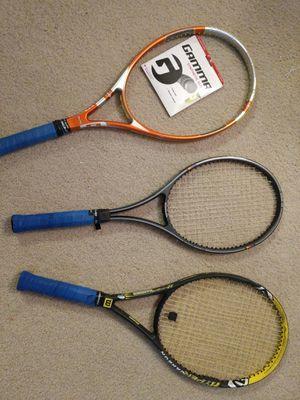 Tennis rackets for Sale in El Segundo, CA
