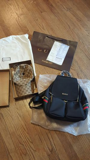 Gucci hat and bag for Sale in Milwaukee, WI