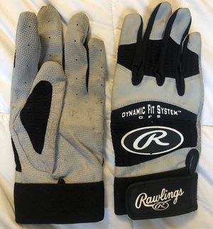 Rawlings Adult Baseball / Softball Batting Gloves for Sale in Hacienda Heights, CA