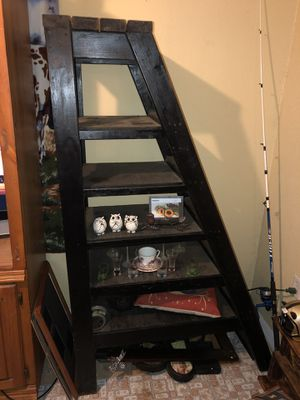 Ladder shelf for Sale in Fort Meade, FL
