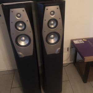 Full set of Infinity Interlude IL60 speakers & Infinity Interlude IL36C Center Channel Speaker for Sale in Tempe, AZ