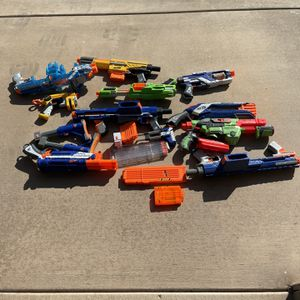 Nerf Guns for Sale in Santee, CA