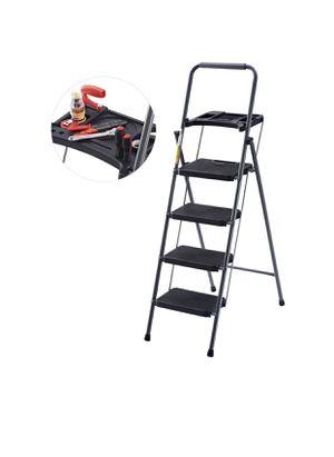 Heavy duty steel folding ladder for Sale in Phoenix, AZ