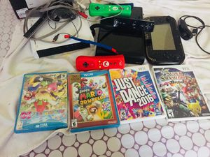 Wii u bundle for Sale in Clifton, NJ