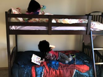 Twin Bunk Bed for Sale in Marysville,  WA