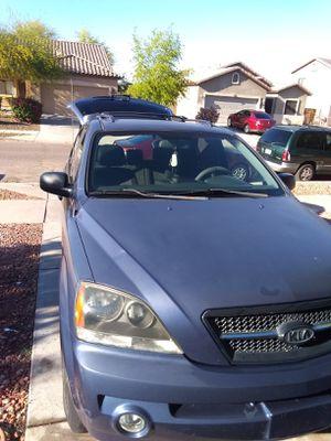 Kia 2005 titulo limpio 140 mil millas.. for Sale in Phoenix, AZ