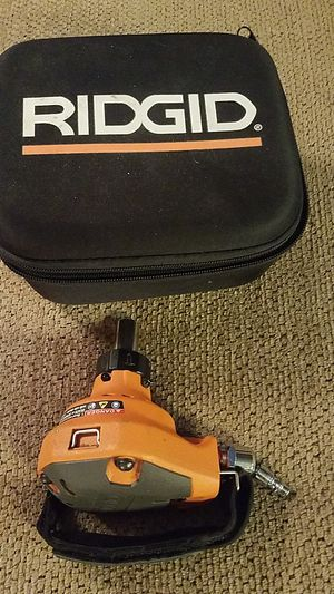 Porter cable pneumatic air hand palm nailer nail gun R350PNA for Sale in West Newton, PA