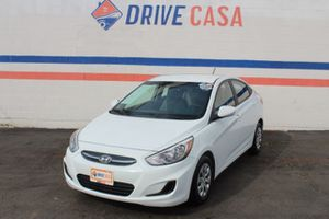 2016 Hyundai Accent SE4-Door w/Popular Package for Sale in Dallas, TX
