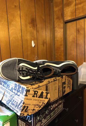 Vans shoes size 11 for Sale in Bryan, TX