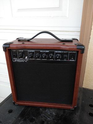 Electric Guitar Amp for Sale in Fresno, CA